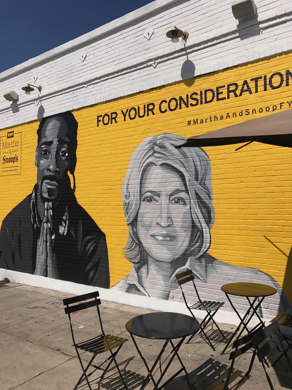 Carrera-Mural