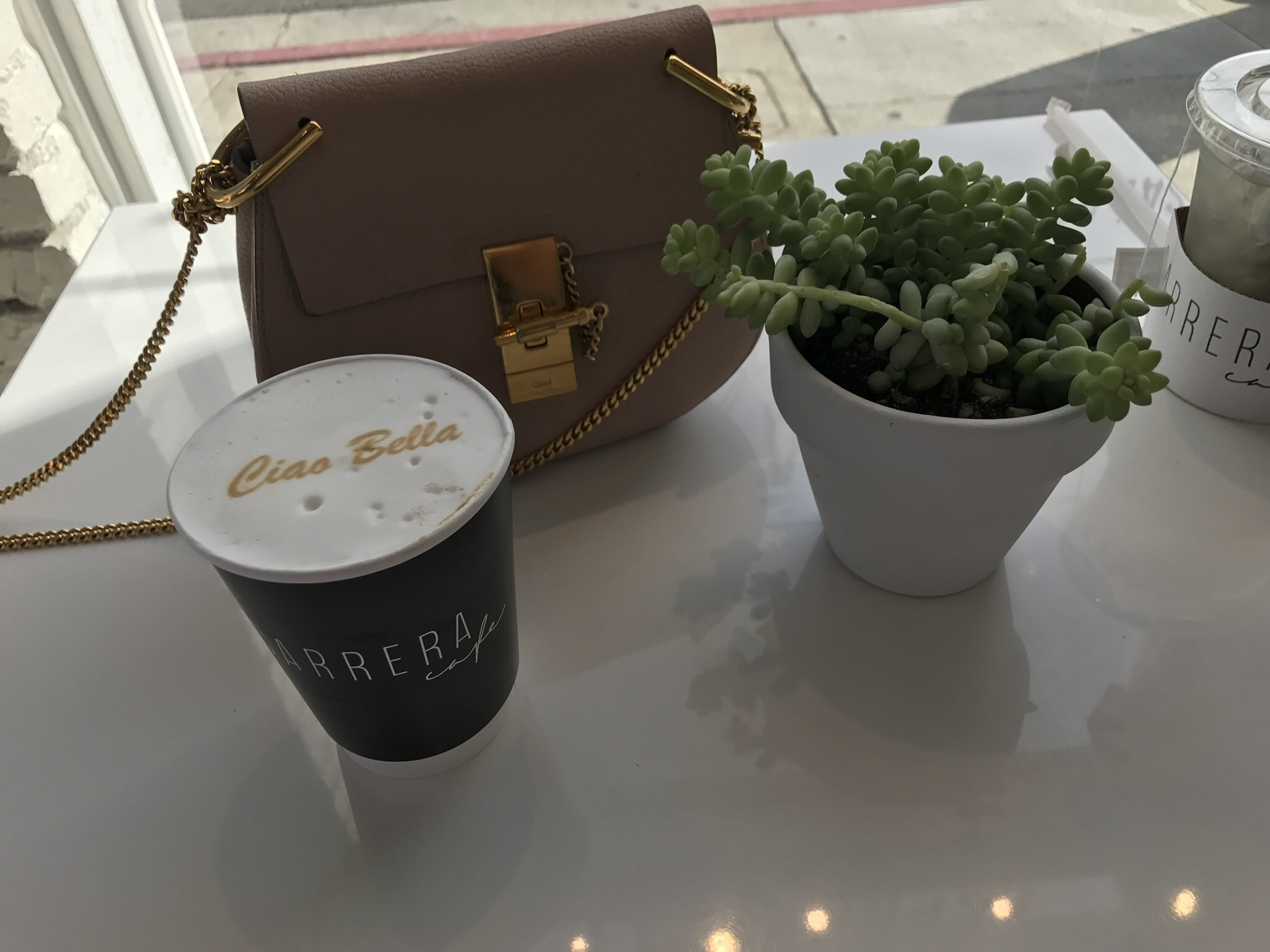 The Best Latte Art Cafe in LA by Liz in Los Angeles, Los Angeles Lifestyle Blogger