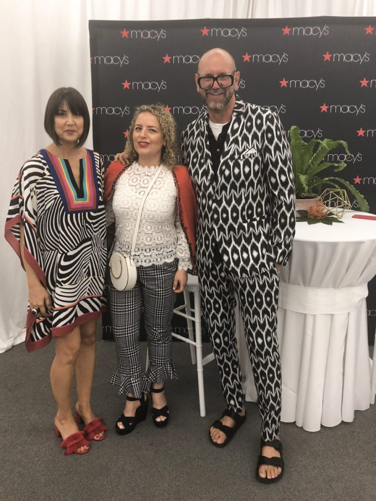 Los Angeles Lifestyle's Blogger's Interview with Fashion Designers of Trina Turk