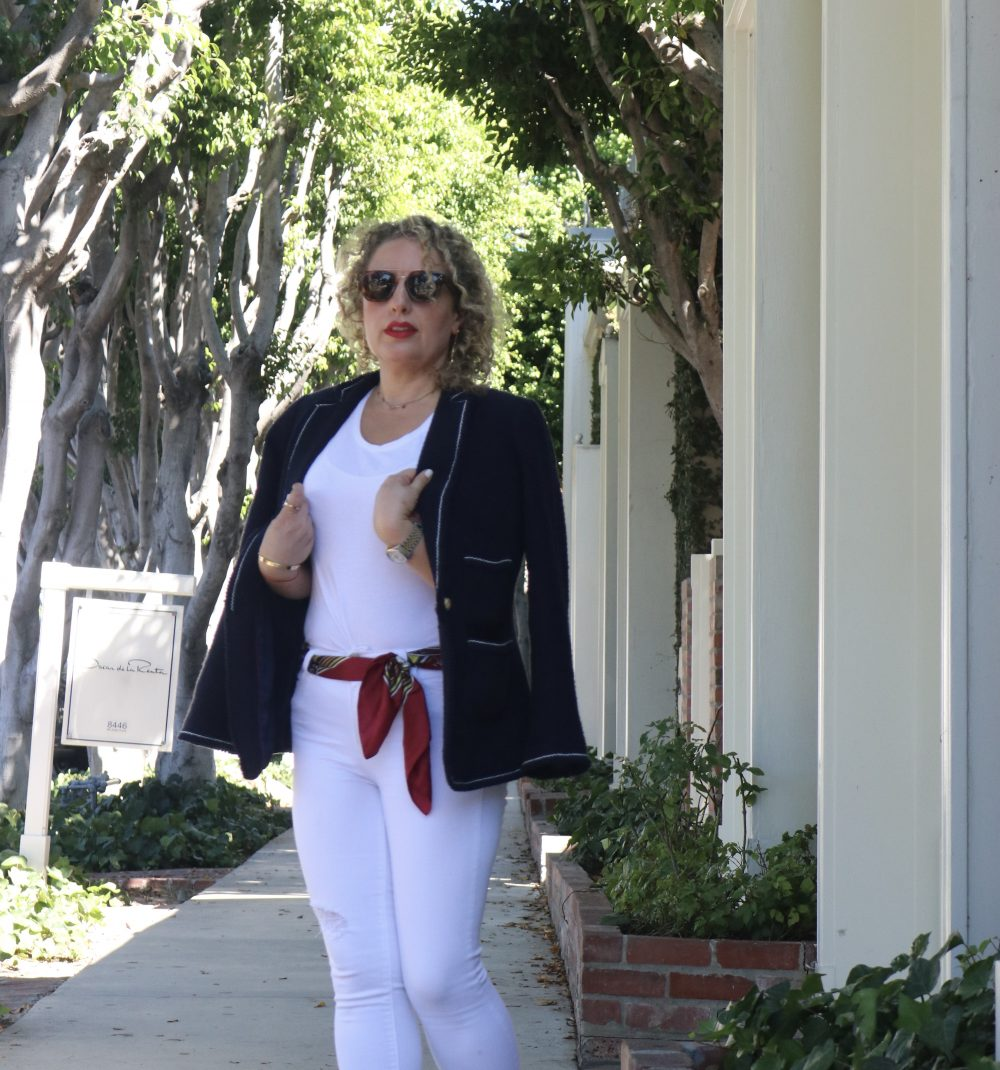 Talbots Classic by Liz in Los Angeles, Los Angeles Lifestyle Blogger