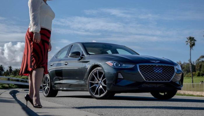 Adventures with Genesis G70: 2019 North American Car of the Year