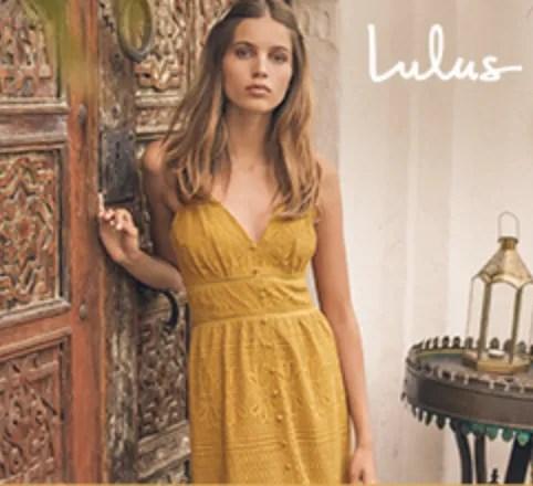 Lulus Sale by Liz in Los Angeles, Los Angeles Blogger