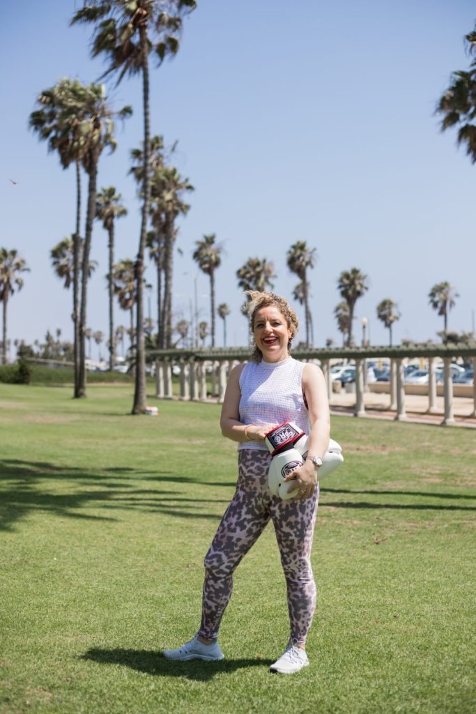 The Best Boxing Studio by Liz in Los Angeles, Los Angeles Lifestyle Blogger