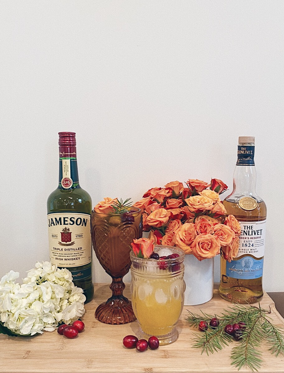 Stress-free Holiday Cocktail Recipes by Liz in Los Angeles, Los Angeles Lifestyle Blogger