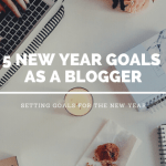 5 New Year Goals as a Blogger by Liz in Los Angeles, Los Angeles Lifestyle Blogger