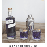 5 Easy Refreshing Spring Cocktails, a blog post by Liz in Los Angeles, Los Angeles Lifestyle Blogger: an image of acocktails