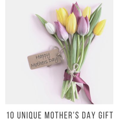 10 Unique Mother's Day Gift Ideas You Can Order Online, a blog post by Liz in Los Angeles, Los Angeles Lifestyle Blogger: an image of flowers