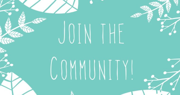 Join the Community!  iPad Artists, Illustrators, Letterers, Digital Planners, and Novices