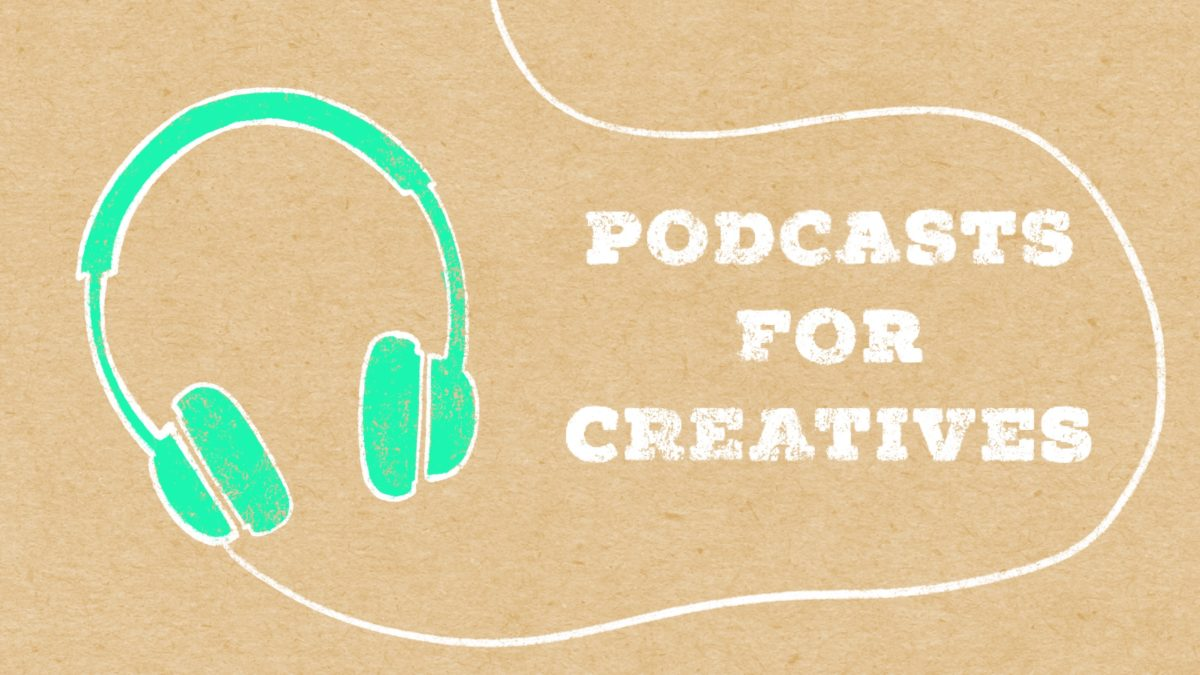 Podcasts for Creatives | Magic Lessons with Elizabeth Gilbert