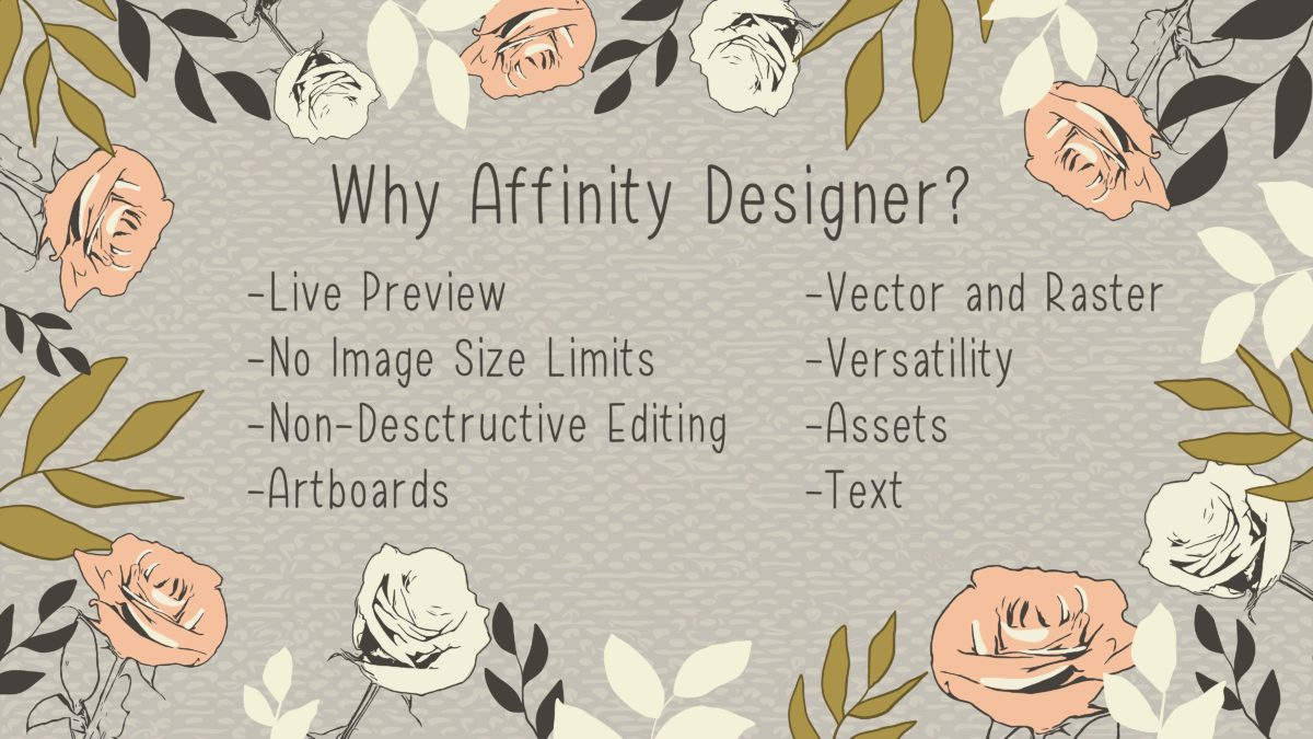 Affinity Designer For Ipads Pros Cons And Comparisons With Procreate