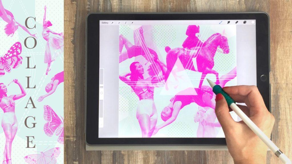 iPad Surface Design in Affinity Designer: Vectors, Textures