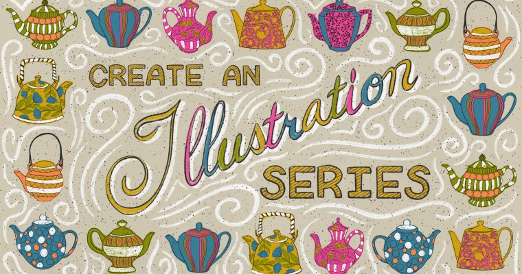 Create an Illustration Series: From Inspiration to Print