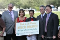 Pinnacle Racing Stables, Juan C Leyva, William (Bill) Kaplan