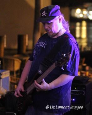 Bass Guitarist Al Gavett