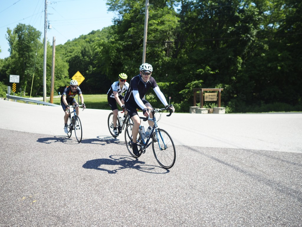 Cyclists, Pedal the Cause, preview