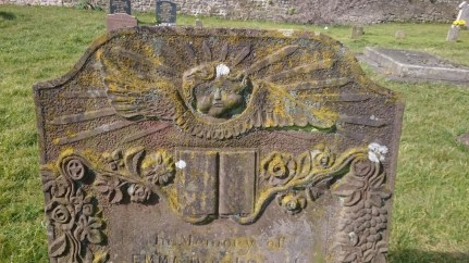 Early 19thC Gravestone