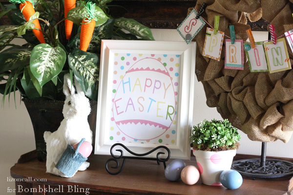 Happy Easter Free Print 2