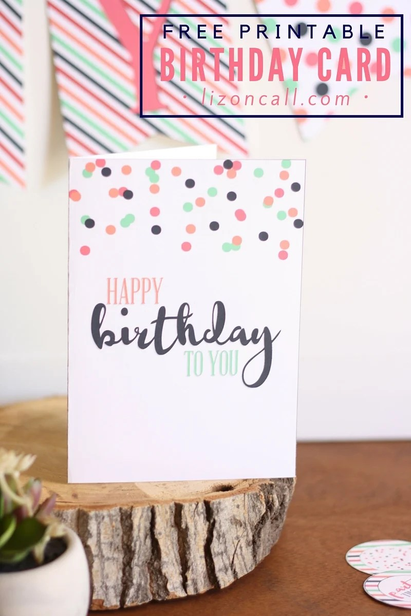 It is an image of Free Printable Birthday Cards for Him regarding greeting card