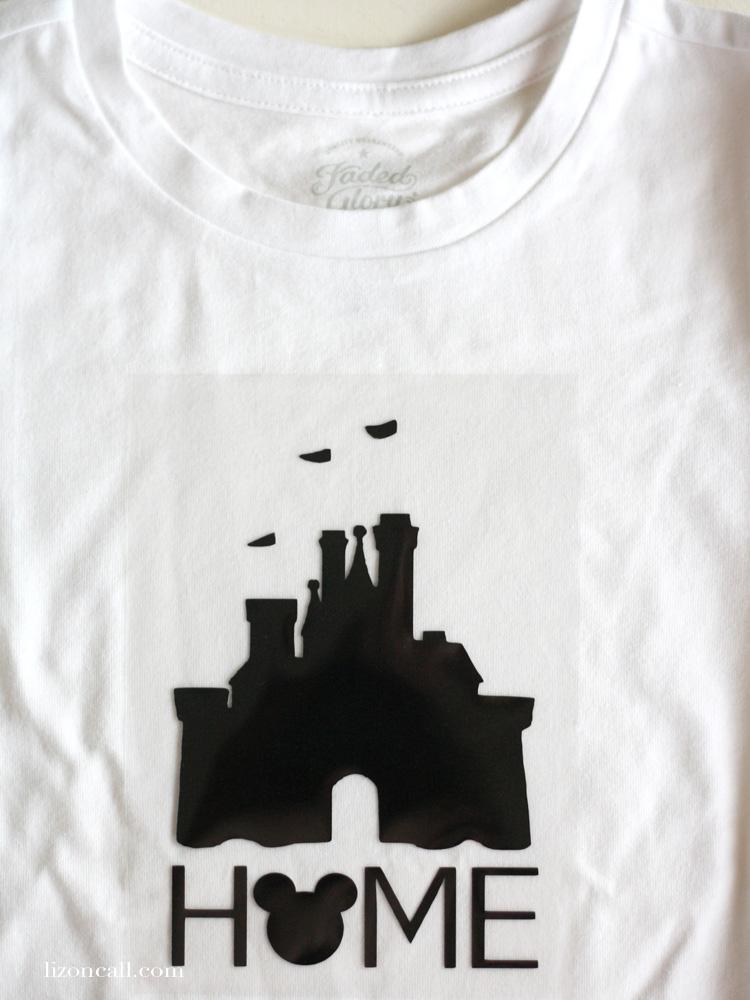 80e0ac1709c How to Make a Custom T-Shirt with the Cricut Explore Air 2 - Liz on Call
