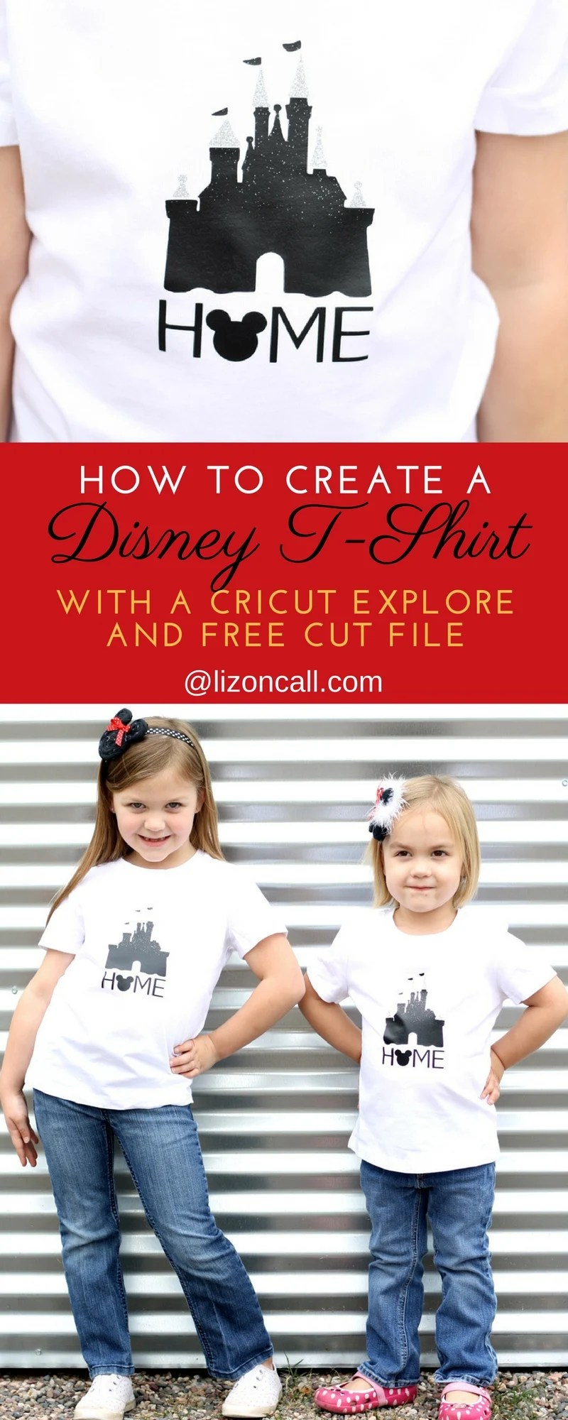 How To Make A Custom T Shirt With The Cricut Explore Air 2 Liz On Call