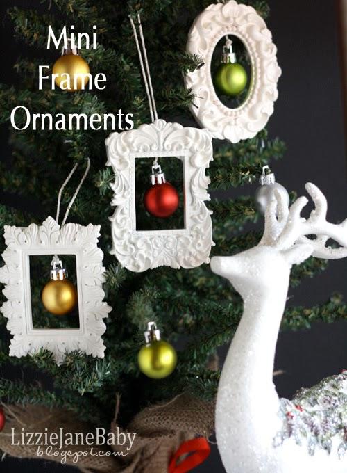Logger Christmas Ornament