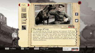 "Valiant Hearts and ""Big G"" Game Qualities"