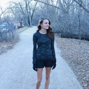 half marathon training advice lulu lemon workout gear altra escalante running shoes