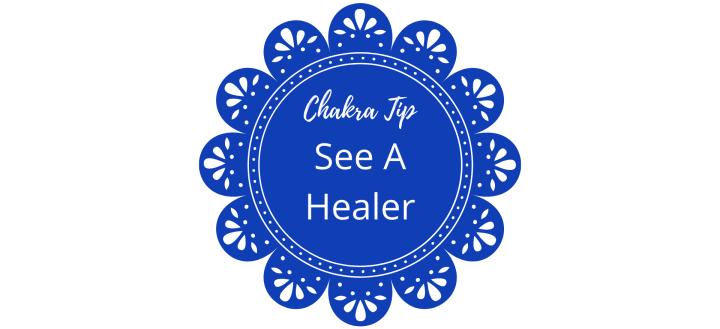energy healer reiki crystals chakras throat chakra