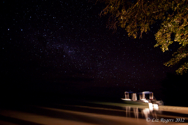 Stars over Lissenung Island