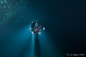 Rebreathers in the Shaft