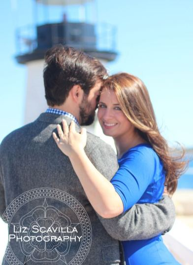 Engagement Photography at a Lighthouse