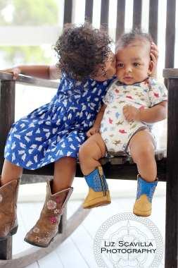 Sibling Kisses