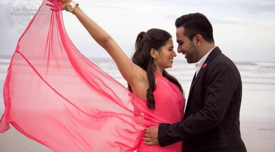 Anish + Ishani