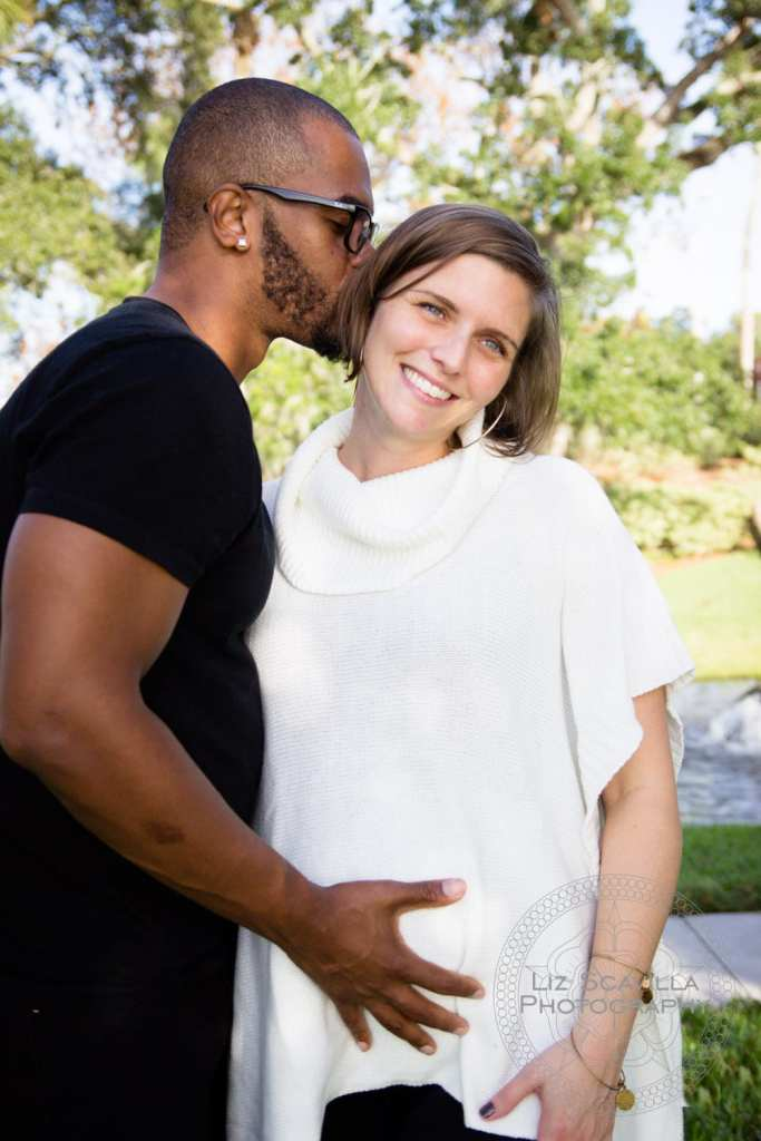 Couple Maternity Photo