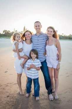 Family Beach Photography Daytona