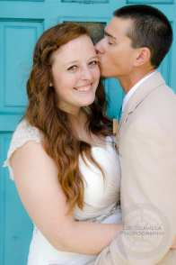 Katelyn Neal Daytona Beach Sunrise Wedding 12