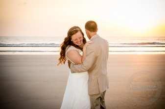 Katelyn Neal Daytona Beach Sunrise Wedding 3