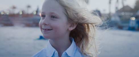Children's Beach Portraits