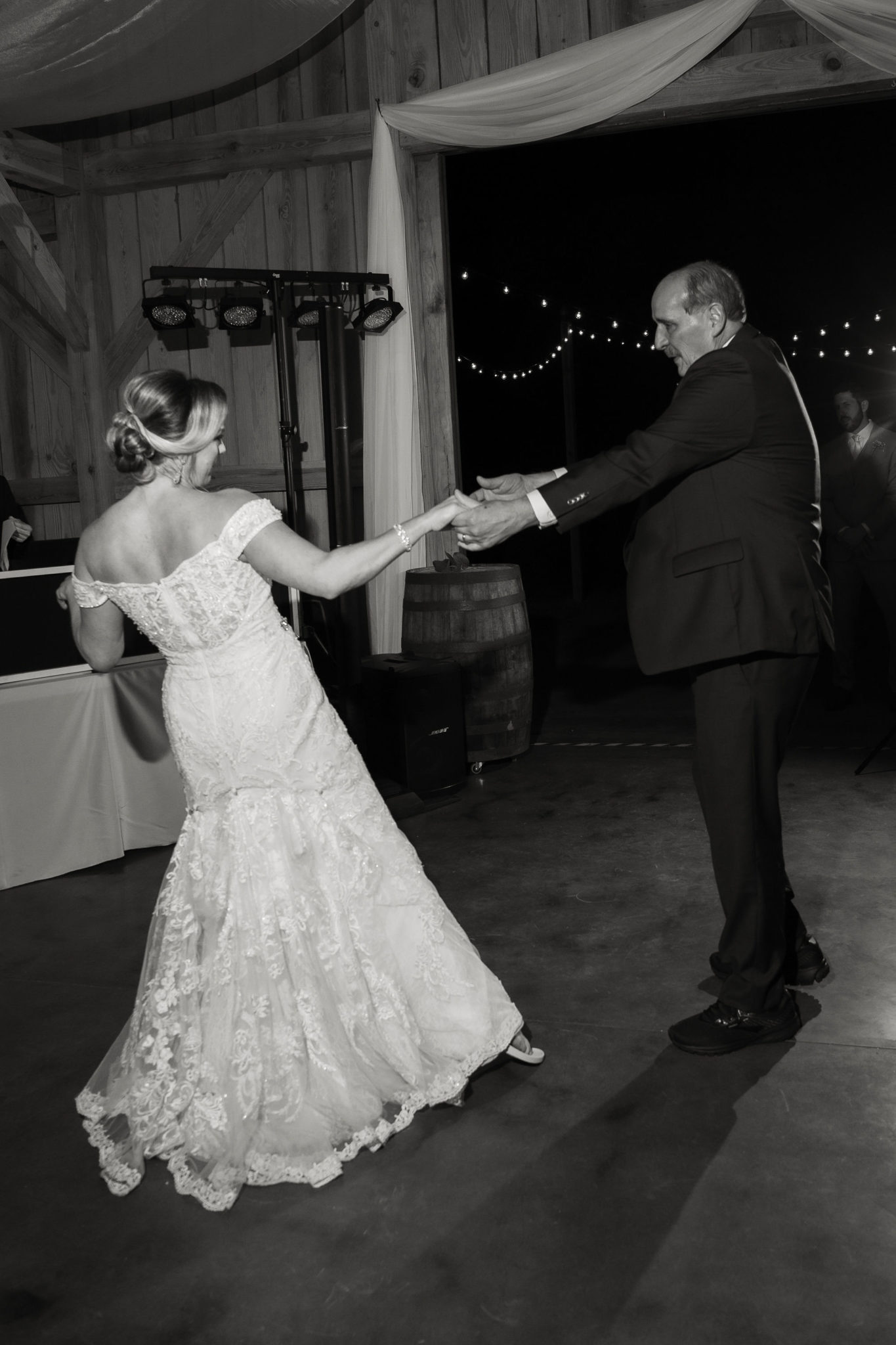The father-daughter dance.