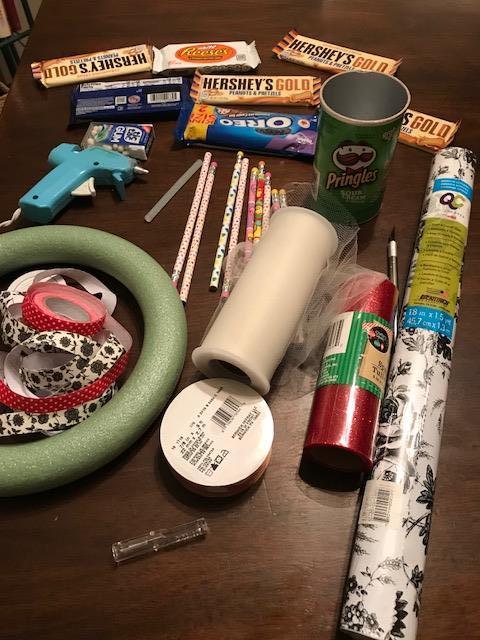 Bouquet Materials