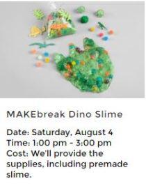 Dino Slime