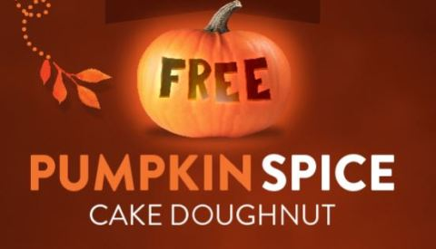 Pumpkin Pie Donught.JPG