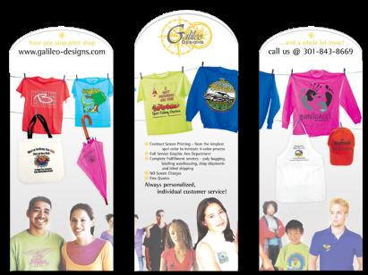 Tradeshow Display - Galileo Design