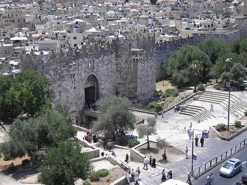 Jerusalem, Ūršalīm:  Ramadan Kareem, Ramadan Mubarak (2/6)