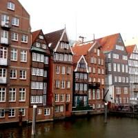 En fredagseftermiddag i Hamburg