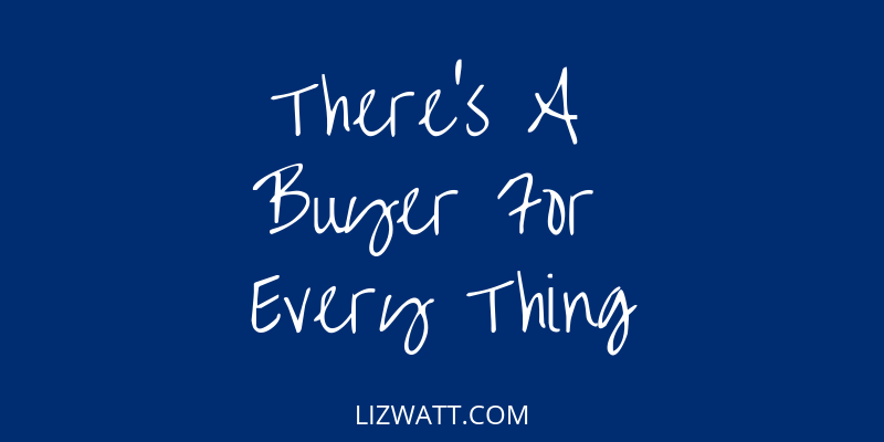 There's A Buyer For Every Thing