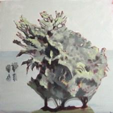 24 x 24 acrylic on canvas