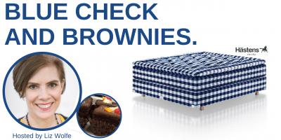 Blue Checkand Brownies (3)