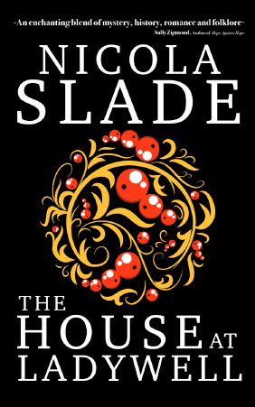 Nicola Slade book cover