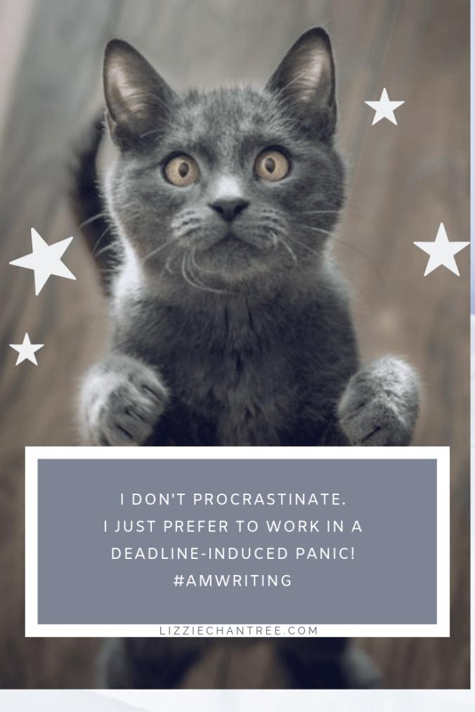 Procrastination meme by Lizzie Chantree.png